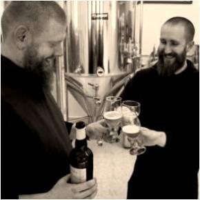 La bénédiction officielle de la bière
