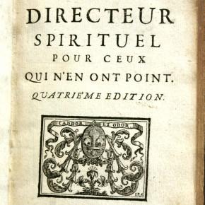Résolution pour 2015 : avoir un directeur spirituel