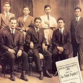 Anaclet Gonzalez Flores, martyr d'une loi inique