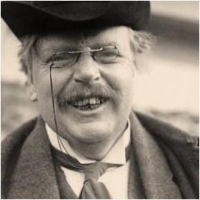 G.K. Chesterton : l'arme du rire
