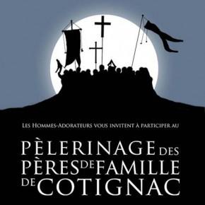 Pèlerinages des pères de famille 2014 en France