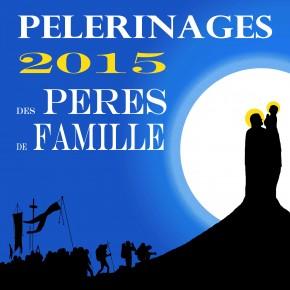 Pèlerinages des pères de famille 2015 en France