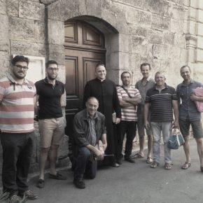 Mardi 4 juin 2019 : Rencontre des hommes-adorateurs de Correns (83)
