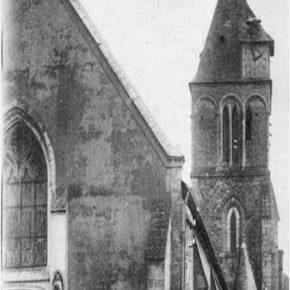 lundi 2 octobre : les hommes-adorateurs débarquent à Montfort sur Risle (27) !